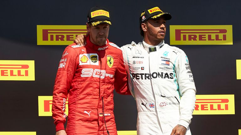 Lewis Hamilton says he will always 'cherish' Sebastian Vettel battles | F1 News