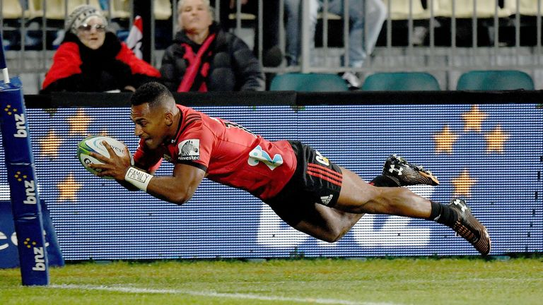 Reece's try-scoring turned heads this Super Rugby season