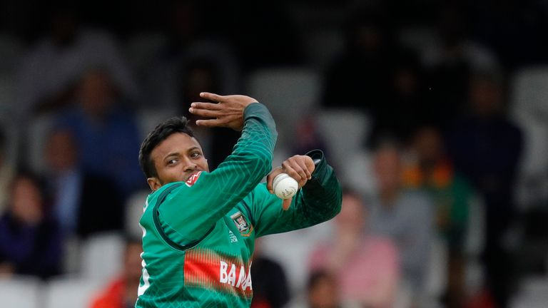 Shakib Al Hasan: 'We want to create a good environment for the players who will come after us so Bangladesh cricket can move forward'