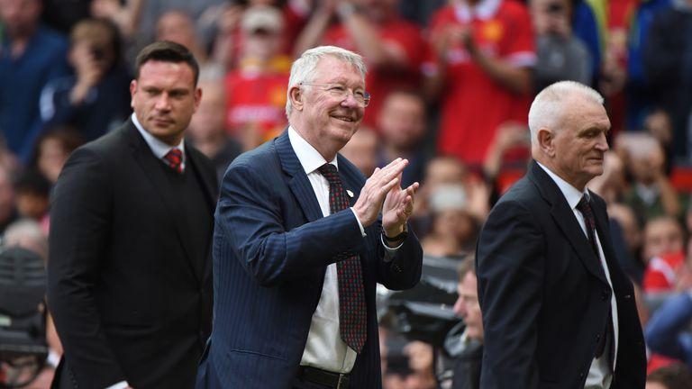 United have had four permanent managers since Sir Alex Ferguson retired in 2013 and in that time have won just three major trophies