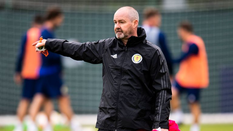 Clarke is hoping to replicate his Kilmarnock success with Scotland