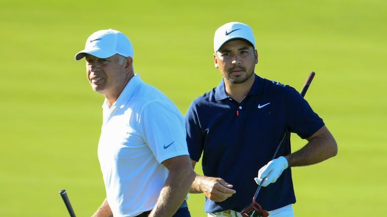 Jason Day has split with Steve Williams after just six tournaments