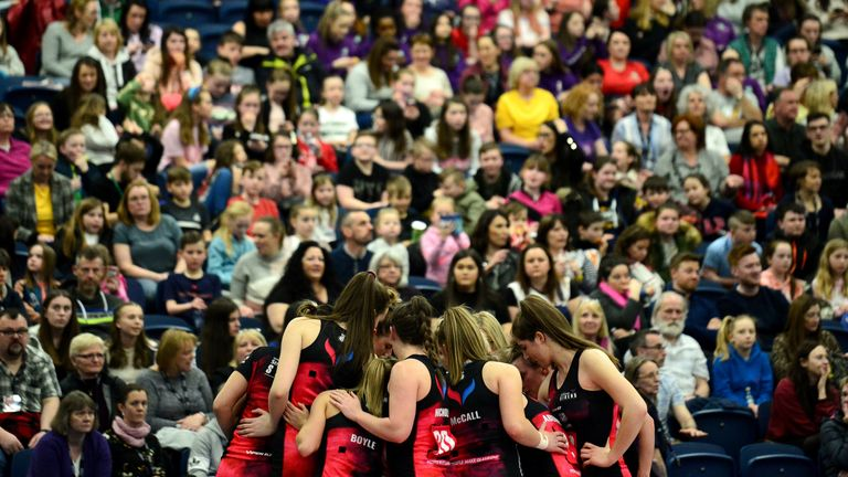 Strathclyde Sirens will be led by a new head coach in Lesley MacDonald