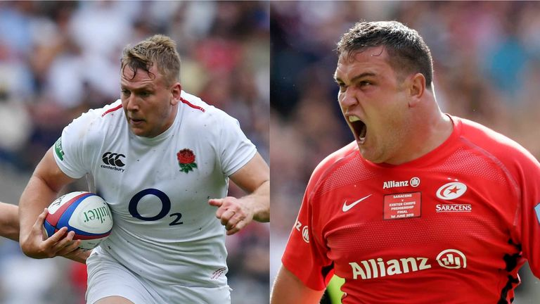 Team of the Week: Premiership winners and England youngsters combine