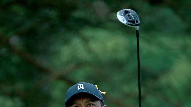 Woods would have equalled Sam Snead's record of 82 PGA Tour titles with a victory