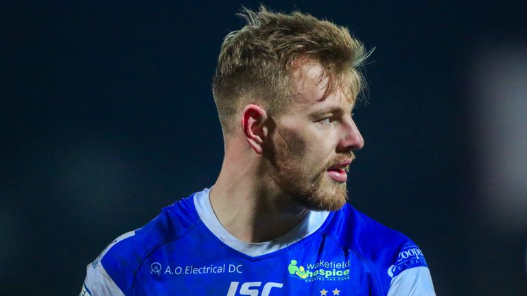 Wakfield Trinity vs Leeds Rhinos: Tom Johnstone on the road to recovery after ACL injury | Rugby League News |