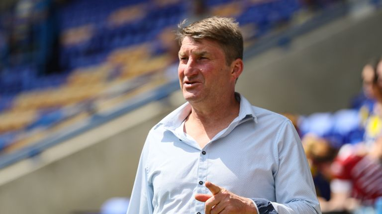 Tony Smith has returned to coaching in Super League with Hull KR