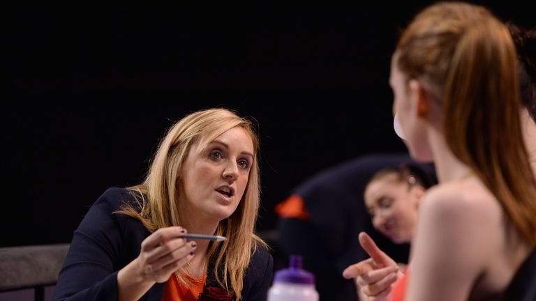 England Netball are looking for someone to 'continue the momentum'