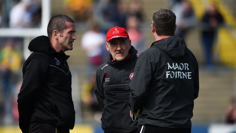Tyrone must plan for the qualifiers