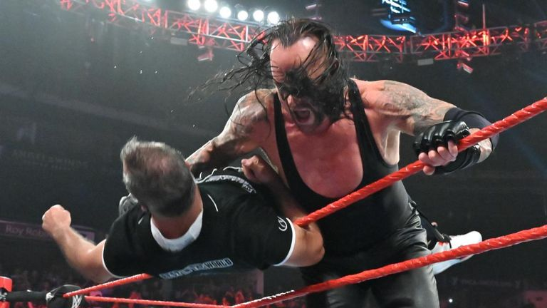 WWE will not be able to rely on the nostalgic star power of competitors such as The Undertaker forever