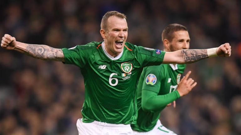 Whelan will look to add to his 85 caps for Ireland when they face Denmark and Gibraltar in the European Qualifiers