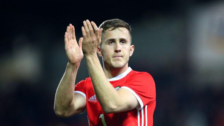 Vaulks has won three caps for Wales