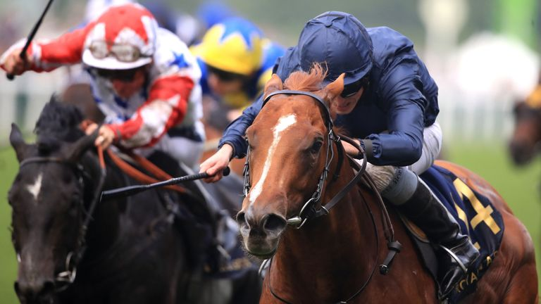 Southern Hills and Ryan Moore win the Windsor Castle