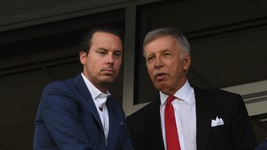 fifa live scores - Stan Kroenke's ownership at Arsenal has been shambolic, says Daily Telegraph's Matt Law