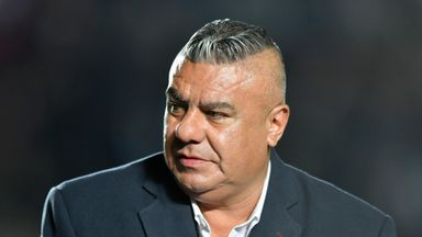 Claudio Tapia has been removed from his seat on the FIFA council