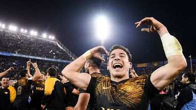 The Super Rugby form of the Jaguares bodes well for Argentina, says Marcelo Bosch