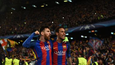 Lionel Messi is behind Barcelona's attempts to bring Neymar back to the Nou Camp, says Spanish football expert Graham Hunter