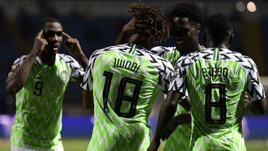 Nigeria - Sky Sports Football