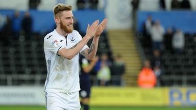 Sheffield United's bid for Oli McBurnie has been rejected