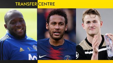 Transfer Centre July 16 7am
