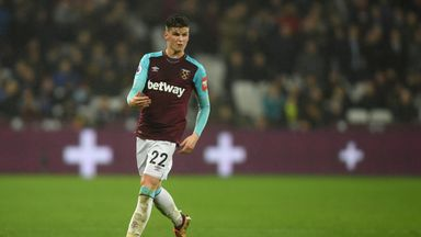 Sam Byram has completed his move to Norwich from West Ham