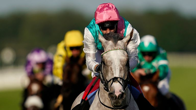 Logician faces seven rivals in William Hill St Leger