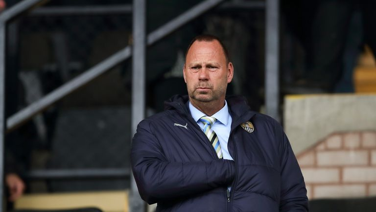 Alan Hardy put the club up for sale in January