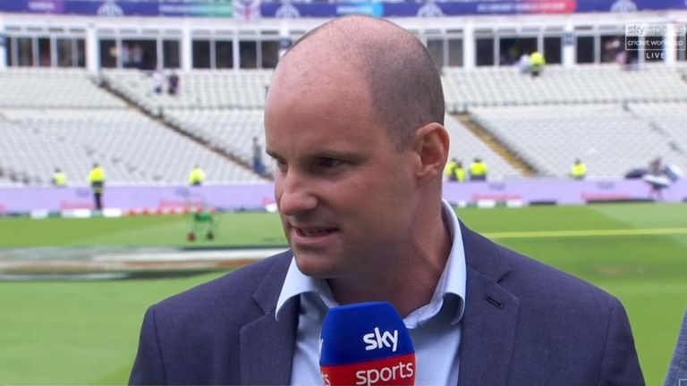 Andrew Strauss admitted he was emotional watching England's victory over Australia