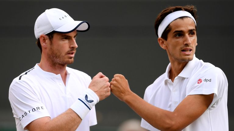 Murray and Herbert recovered from losing the first set on Thursday
