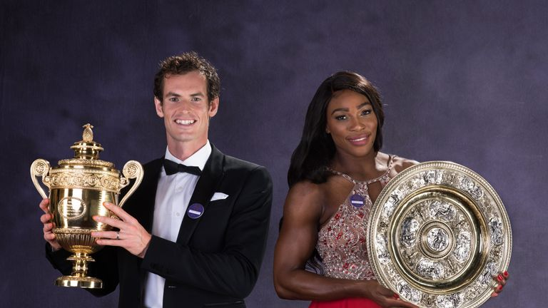 Andy Murray to play alongside Serena Williams at Wimbledon | Tennis News |