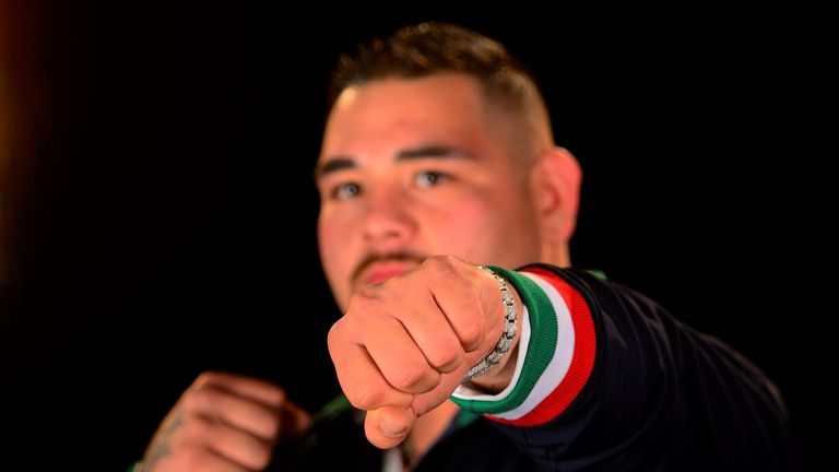 Andy Ruiz Jr rocked the heavyweight world with an upset win over Anthony Joshua