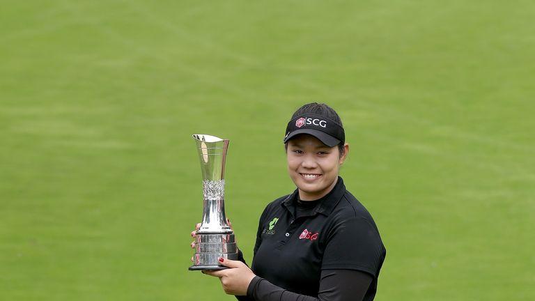 Ariya Jutanugarn won the Women's British Open the last time it was held at Woburn in 2016