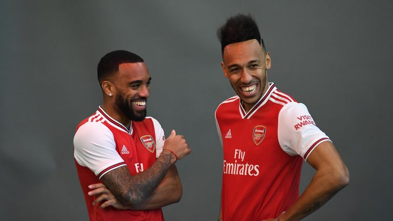 Are Alexandre Lacazette and Pierre-Emerick Aubameyang going to replicate their form and partnership of last year?