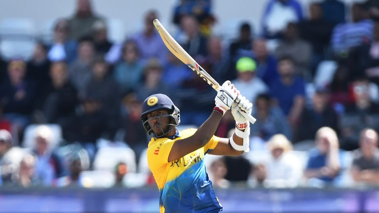 Avishka Fernando has impressed with the bat at the back-end of the tournament
