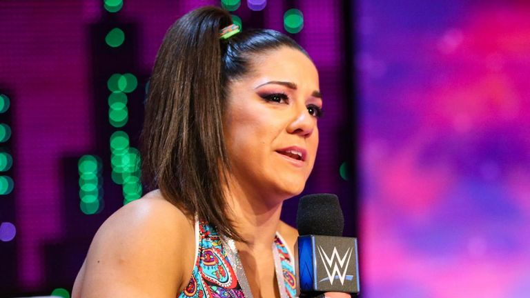 Adding a female member to The Club would give it a fresh feel, and Bayley could be the ideal candidate