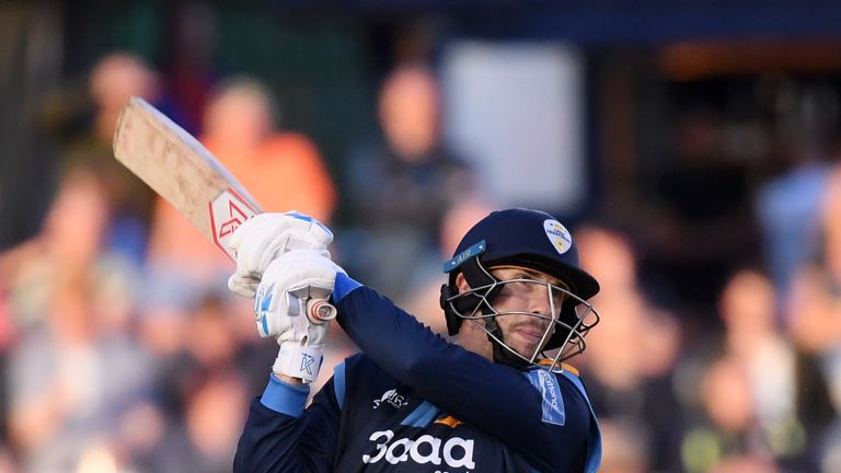 Godleman downs Yorkshire in Blast