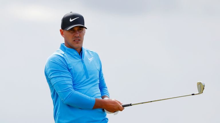Can Koepka claim a fifth major title on Sunday?