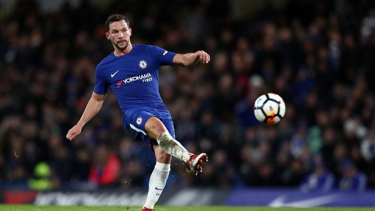 Drinkwater has made five Premier League starts for Chelsea in two years
