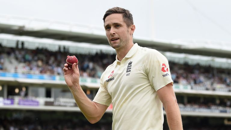 Chris Woakes boosted his hopes of an Ashes start with a six-wicket haul against Ireland