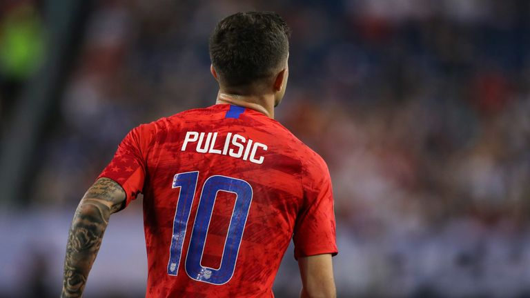 Christian Pulisic is already a hero with the United States men's national team