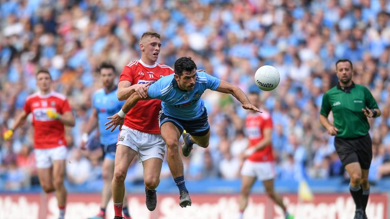 Dublin were pushed for long periods