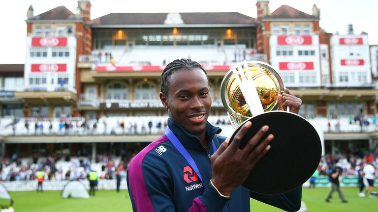 World Cup winner Jofra Archer could make his Test debut at Lord's
