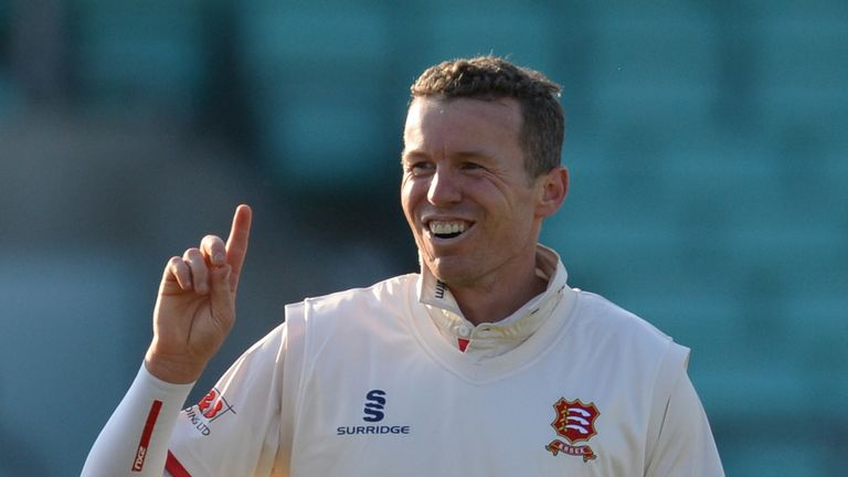 Peter Siddle is back as Essex's overseas player