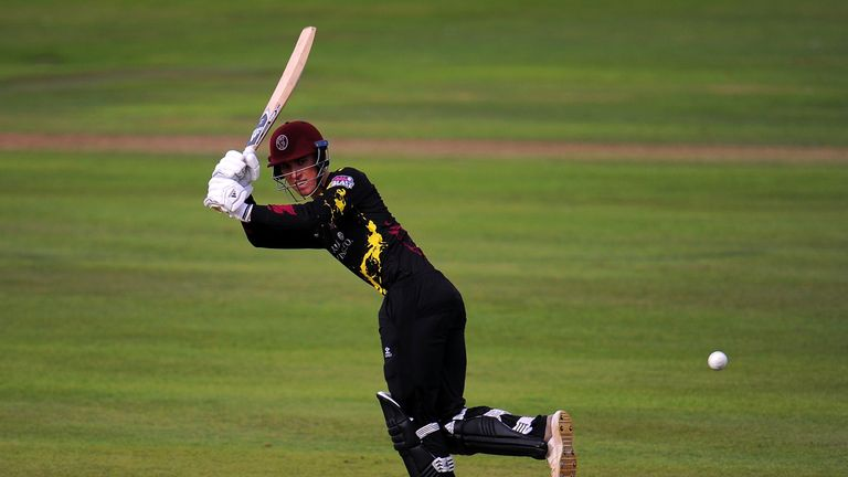 Somerset's Tom Banton is aiming to build on his impressive 50-over campaign in the shorter form of the game