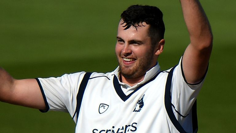 Dominic Sibley earns a call-up after scoring heavily in county cricket