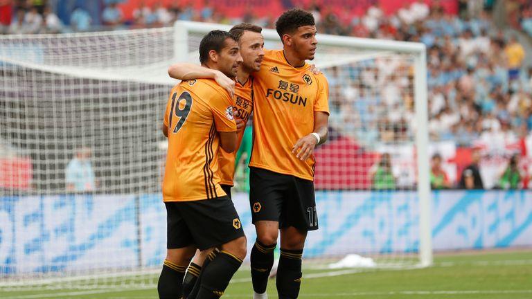 Wolves won the Premier League Asia Trophy during pre-season