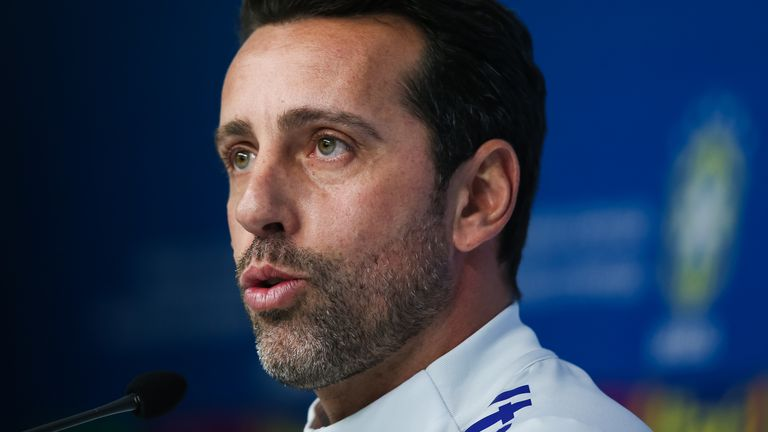 Edu has returned to Arsenal as the club's first technical director
