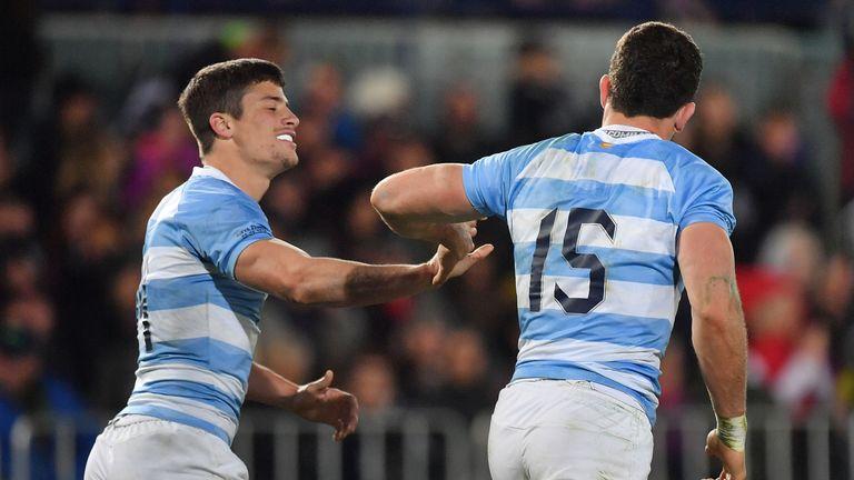 Sky Live: Argentina eyeing All Blacks scalp