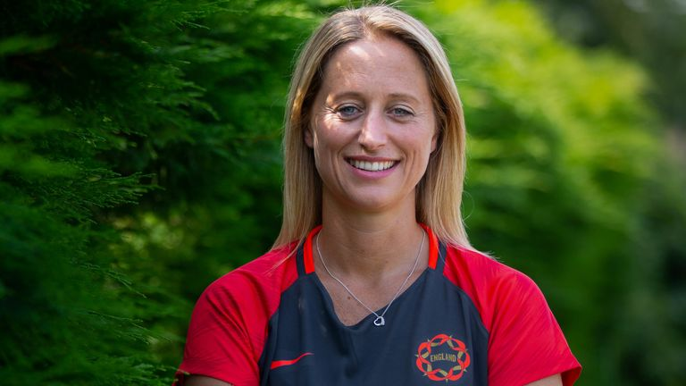 Jess Thirlby is preparing to lead England at home for the first time