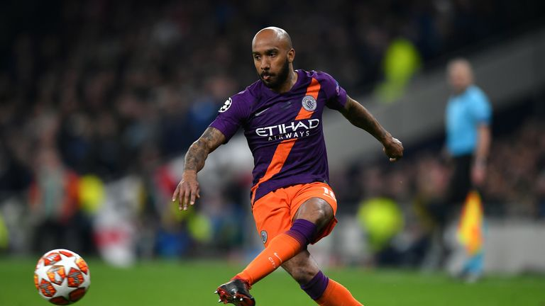 Fabian Delph is entering the final year of his Manchester City contract